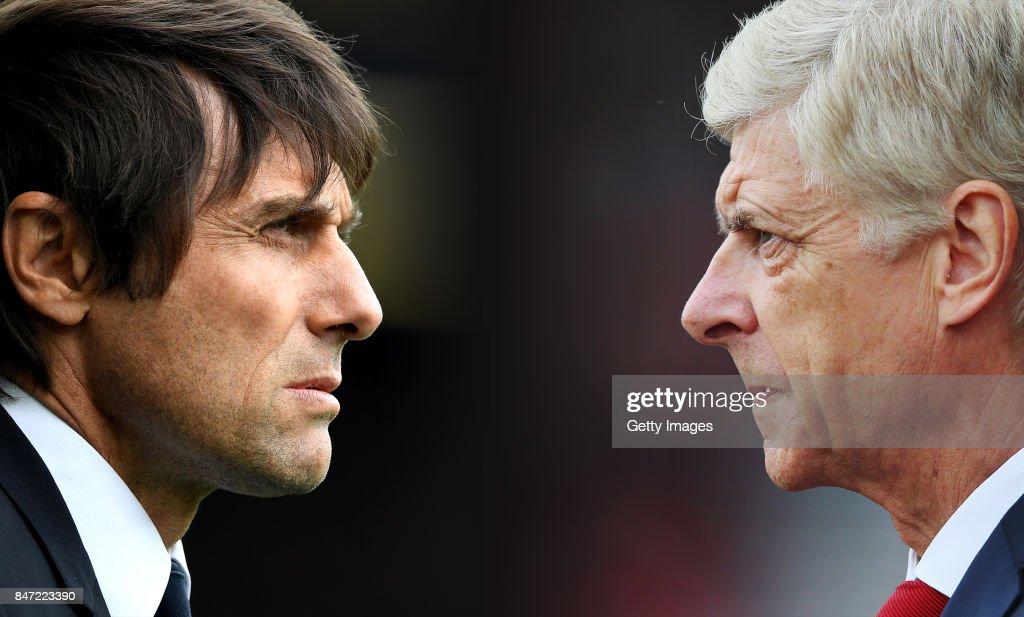 Chelsea v Arsenal - Premier League : News Photo