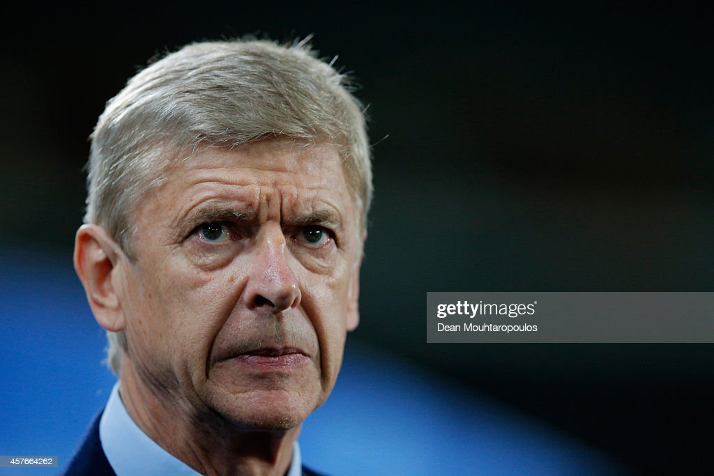RSC Anderlecht v Arsenal FC - UEFA Champions League : News Photo