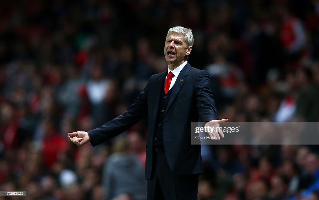 Arsenal v Swansea City - Premier League : News Photo