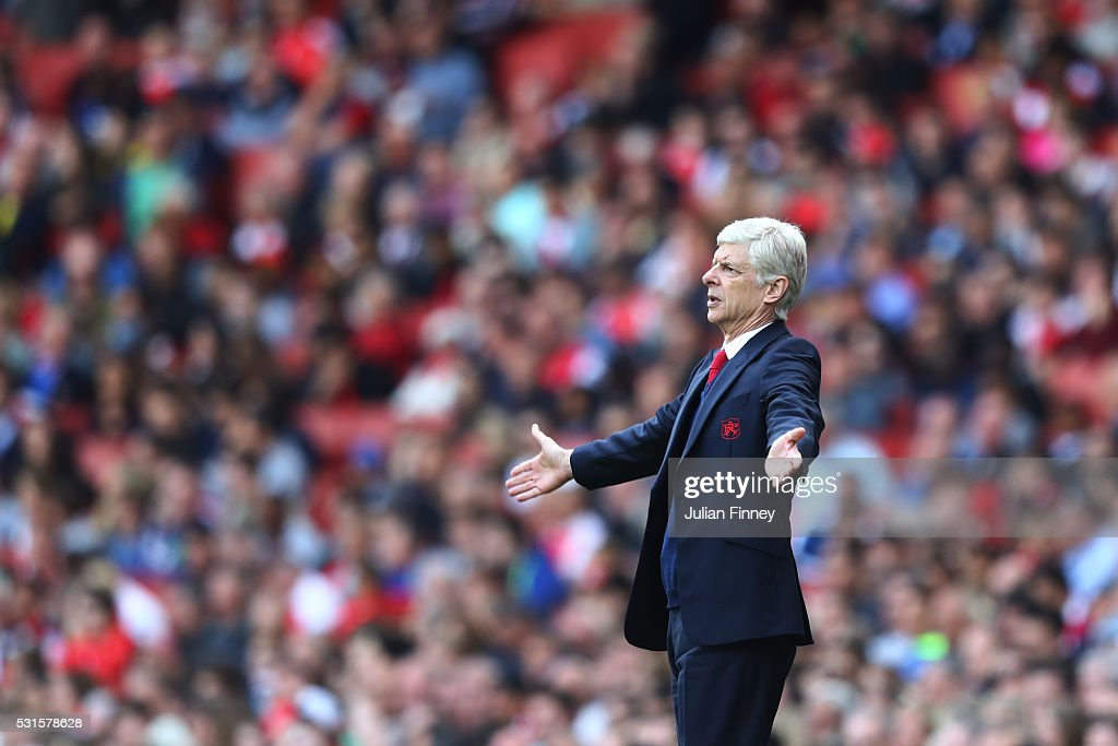 Arsenal v Aston Villa - Premier League : News Photo