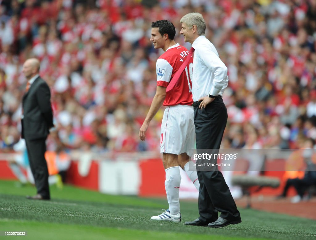 Arsenal FC 'Iconic' Archive : News Photo
