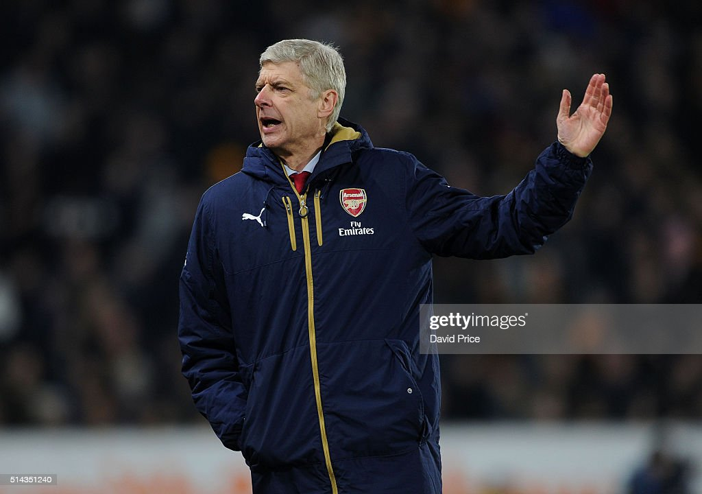 Hull City v Arsenal - The Emirates FA Cup Fifth Round Replay : News Photo