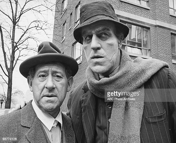 SPECIAL Arsenic and Old Lace 1969 Jack Gilford Fred Gwynne