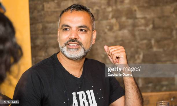 Arshad Khan attends the DGA Reception during 2017 Los Angeles Film Festival at City Tavern on June 16 2017 in Culver City California