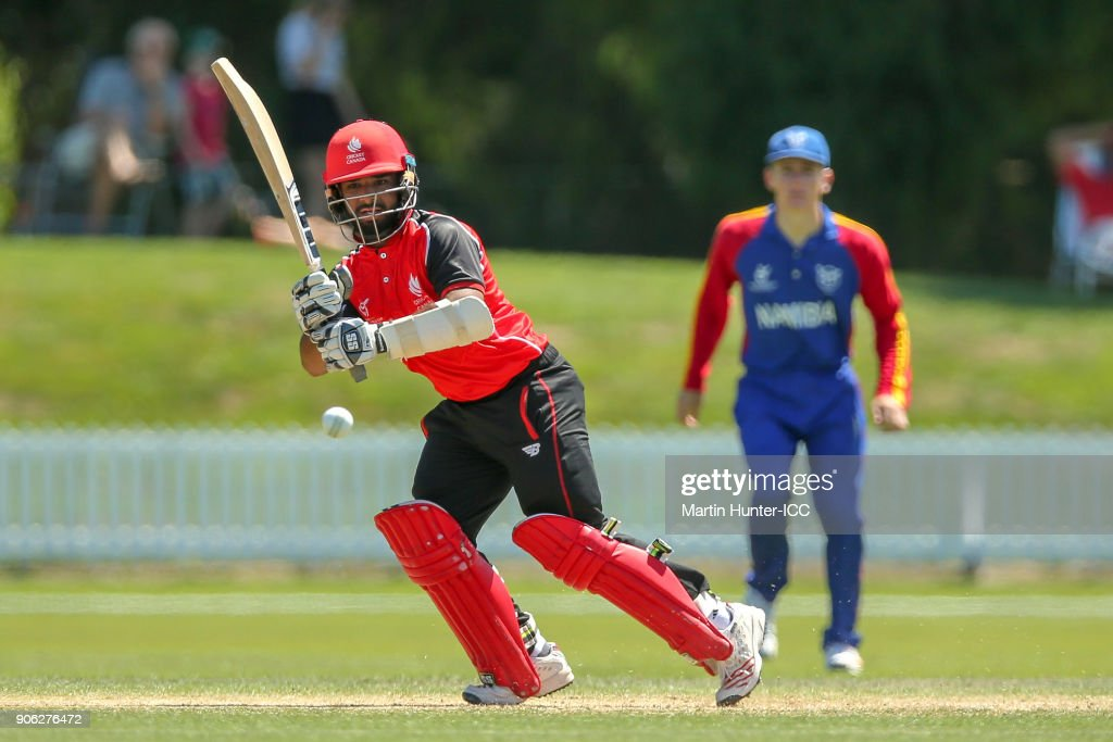 ICC U19 Cricket World Cup - Namibia v Canada