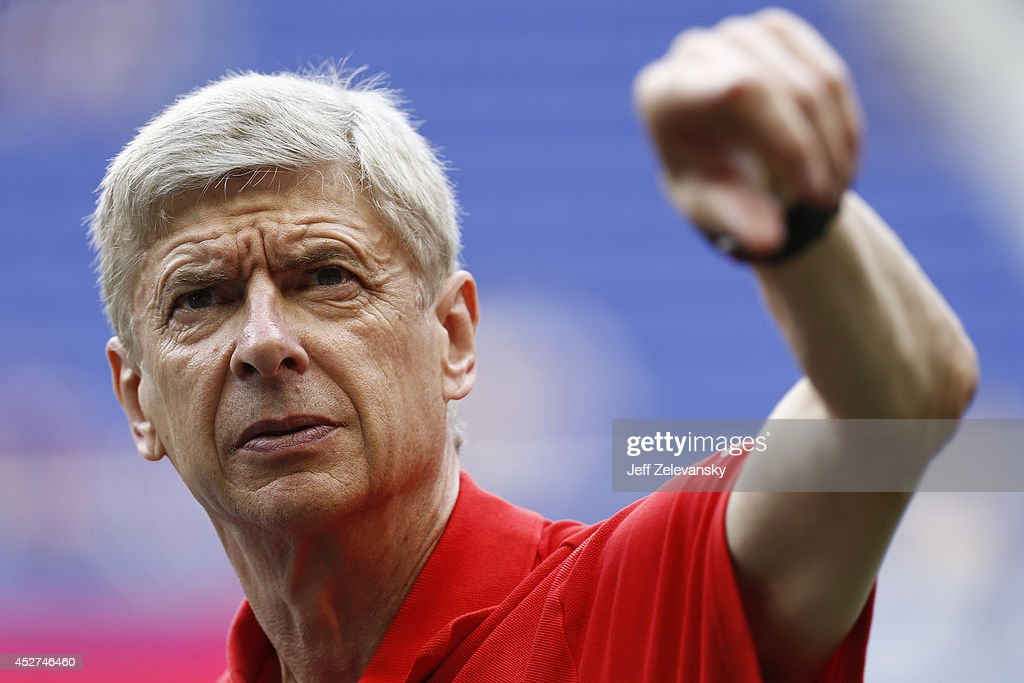 Arsenal v New York Red Bulls - Pre-Season Friendly : News Photo