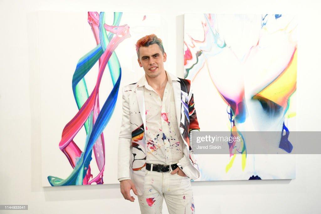 NY: Callen Schaub's VIP Vernissage 'Fake Art Since '95'