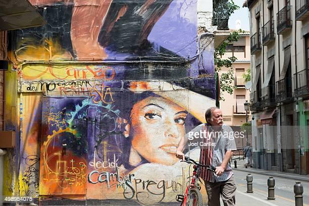 Arte y la cultura en Granada, España