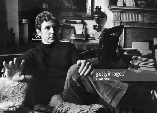 Art cirtic and historian Brian Sewell 19th November 1979