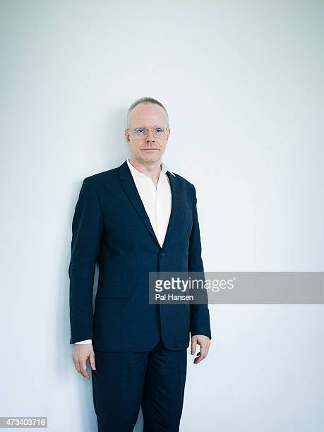 Art curator critic art historian and codirector of exhibitions at the Serpentine Gallery HansUlrich Obrist is photographed for Art magazin on March...