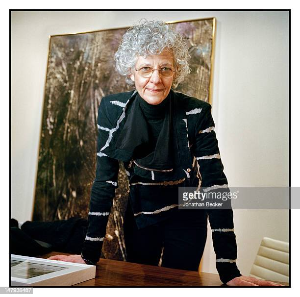 Art dealer and former director at Knoedler Company Ann Freedman for Vanity Fair Magazine on January 31 2012 in New York City PUBLISHED IMAGE