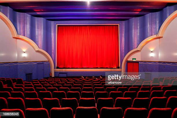 art deco cinema - film industry stock pictures, royalty-free photos & images