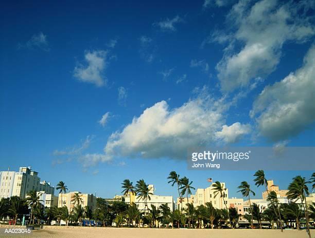Art Deco District in South Beach, Miami