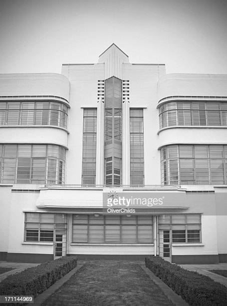 Art Deco factory from the early thirties.