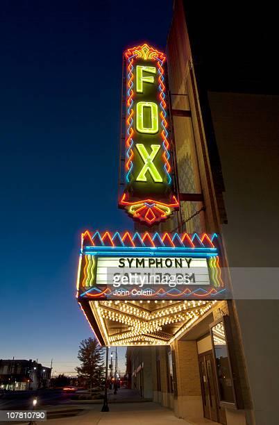 Art Deco Fox Theater