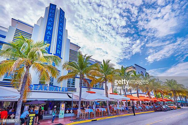 Art Deco hotels and restaurants, Miami Beach