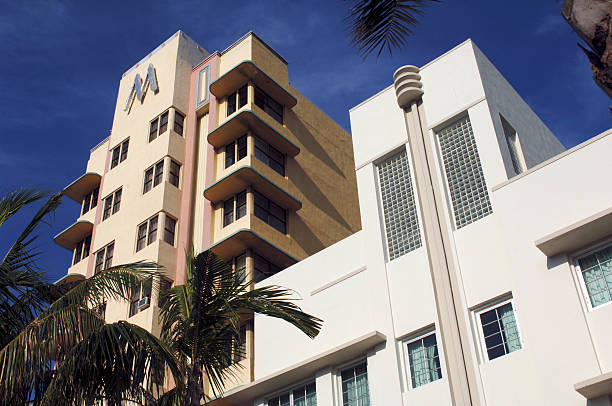 art deco hotels in south beach miami beach florida pictures