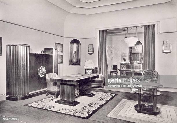 Art Deco Style Room