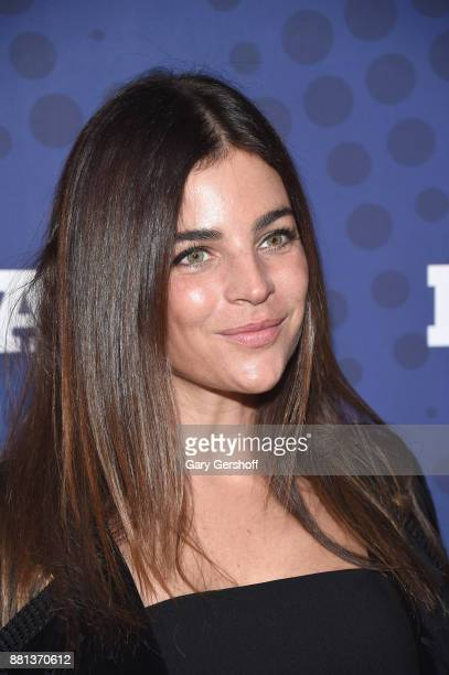 Art director and model Julia Restoin Roitfeld attends the 31st FN Achievement Awards at IAC Headquarters on November 28 2017 in New York City