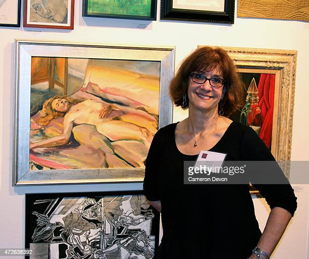 Art Director Brandy Alexander attends The Art Director's Guild 3rd Art Exhibition 'Kinship Family' at Gallery 800 at the Historic Lankershim Arts...