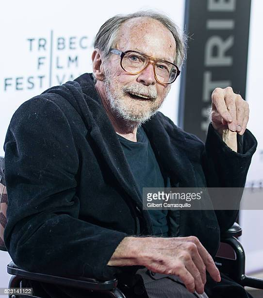 Art director David Nichols attends 'Taxi Driver' 40th Anniversary Celebration during 2016 Tribeca Film Festival at The Beacon Theatre on April 21...