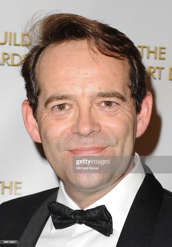 Art Director Giles Masters attends the 14th Annual Art Directors Guild Awards at The Beverly Hilton Hotel on February 13, 2010 in Beverly Hills, California.