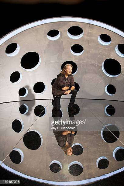 Art Director Jacques Heim is photographed for Los Angeles Times on August 9 2013 in Los Angeles California PUBLISHED IMAGE CREDIT MUST READ Jay L...