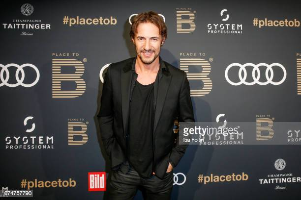 Art director Thomas Hayo attends the Place To Be Party after the Lola German Film Award on April 28 2017 in Berlin Germany
