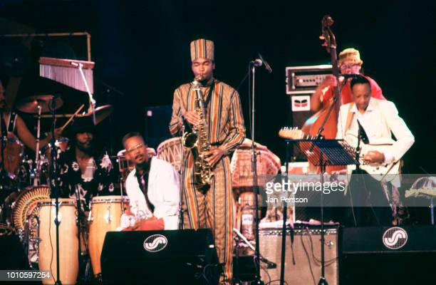 Art Ensemble of Chicago at North Sea Jazzfestival Den Haag July 1993