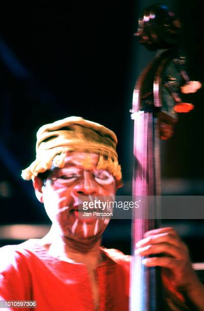 Art Ensemble of Chicago North Sea Jazzfestival Den Haag July 1993 Here Malachi Favors