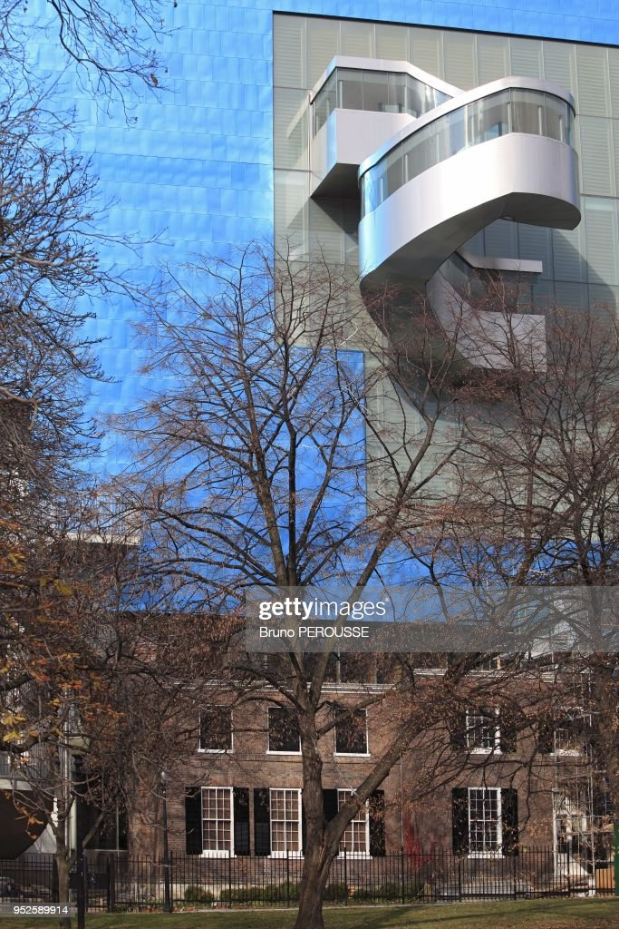 Art Gallery of Ontario , redesign by architect Frank Gehry