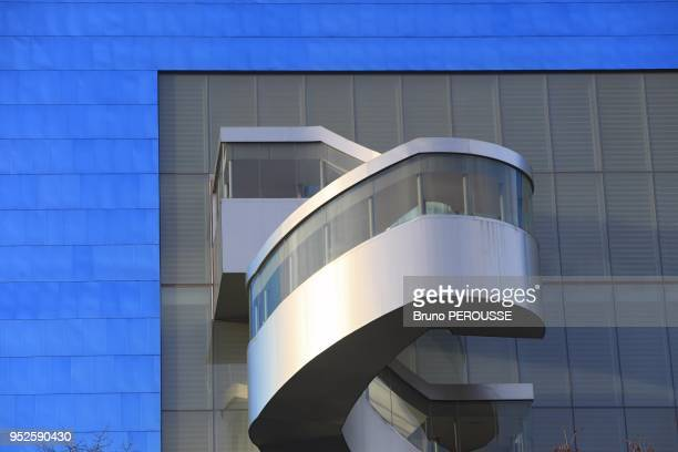 Art Gallery of Ontario redesign by architect Frank Gehry
