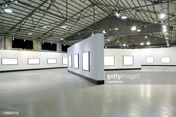 art gallery - exhibition stock pictures, royalty-free photos & images