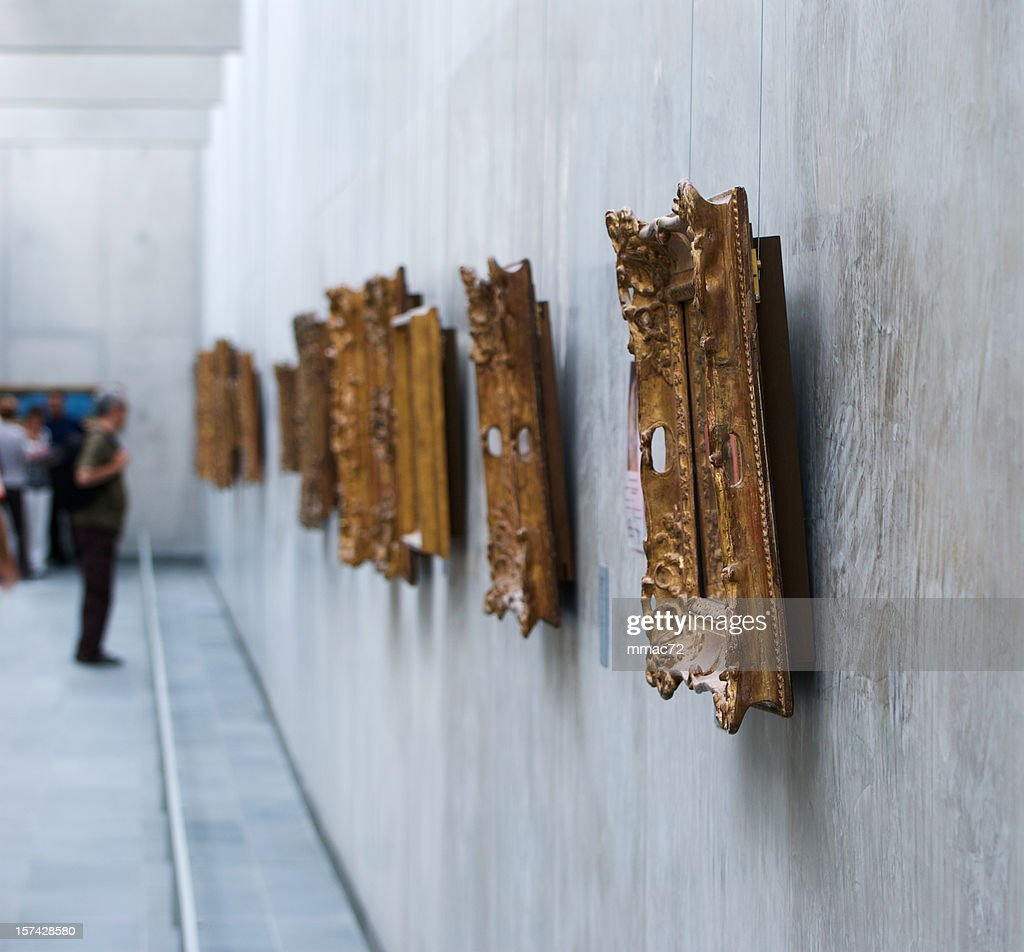 Art gallery : Stock Photo