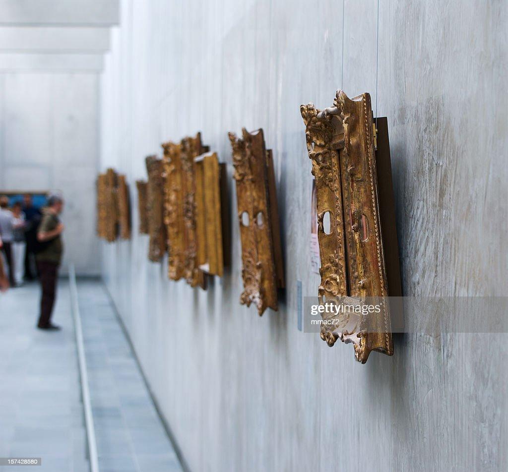 Art Kunstgalerie : Stock-Foto