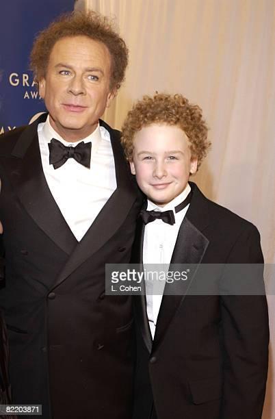 Art Garfunkel and son James
