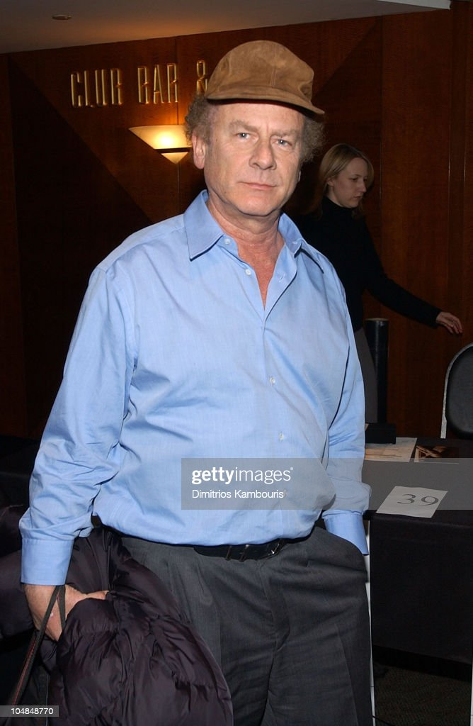 Art Garfunkel during The 45th GRAMMY Awards - Radio Room - Day One at Madison Square Garden in New York City, New York, United States.