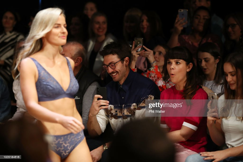NZL: Jockey - Front Row - New Zealand Fashion Week 2018