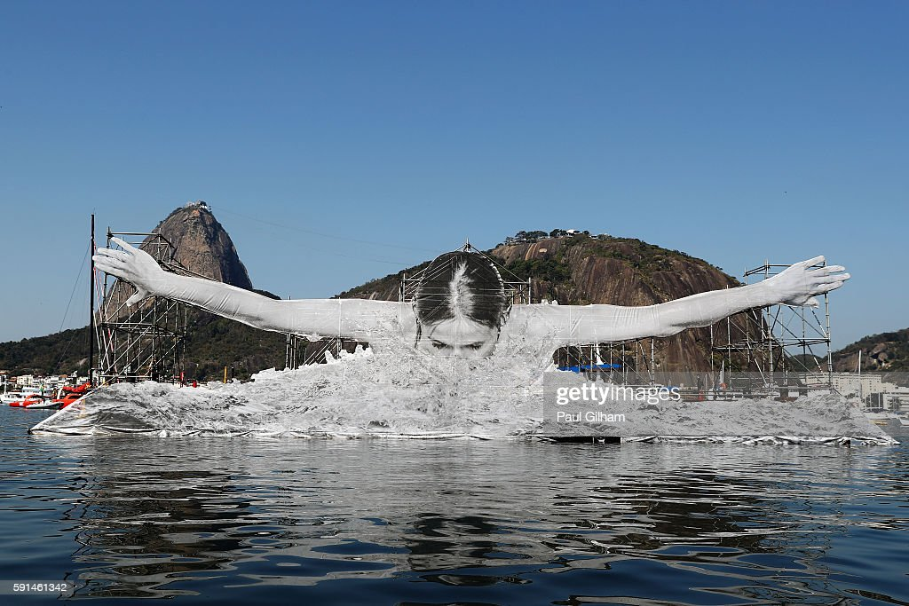 Sailing - Olympics: Day 12 : News Photo