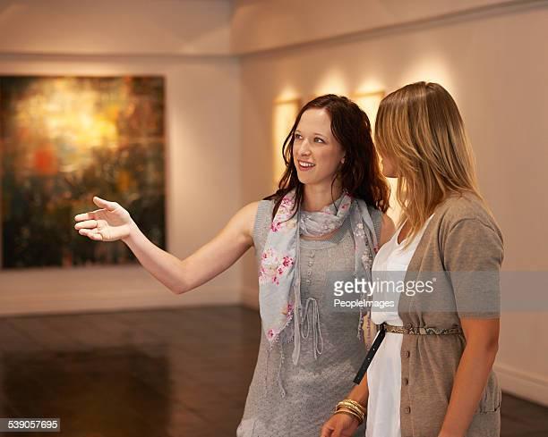 Kunst ist in den Augen des Betrachters