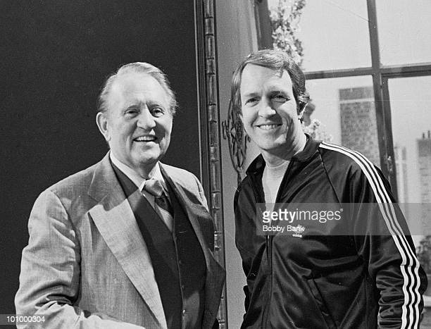 Art Linkletter is seen with his son Jack Linkletter at America Live Studios as seen on October 9, 1978 in New York City. According to reports,...