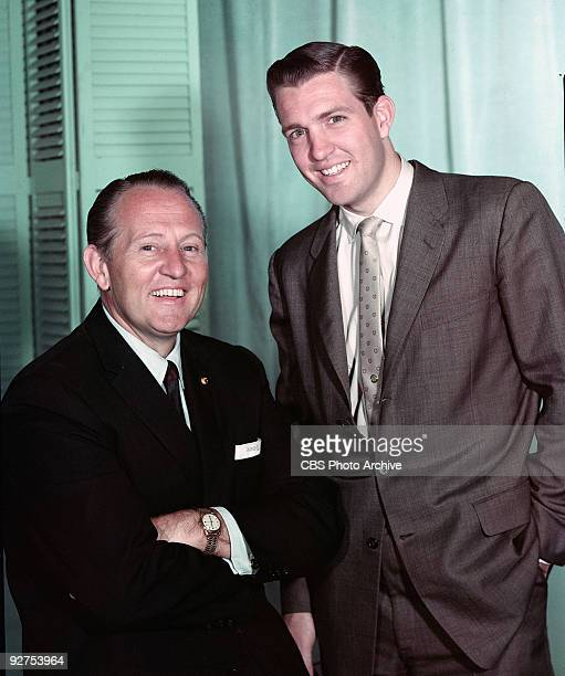 Art Linkletter with his son Jack March 1959