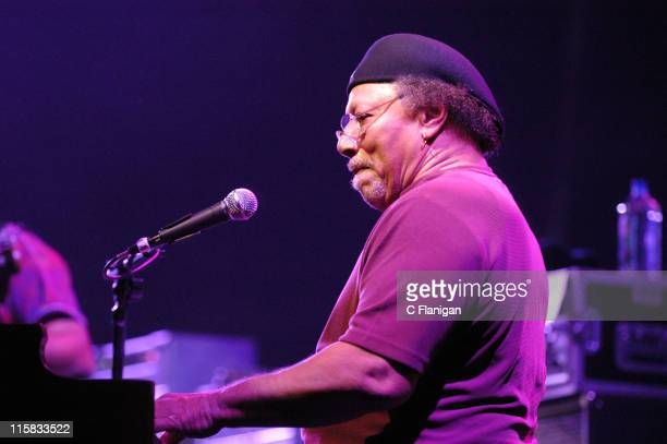 Art Neville of The Meters during 2006 Vegoose at Night Concert Series - The Meters - October 30, 2006 at MGM Grand Garden Arena in Las Vegas, United...
