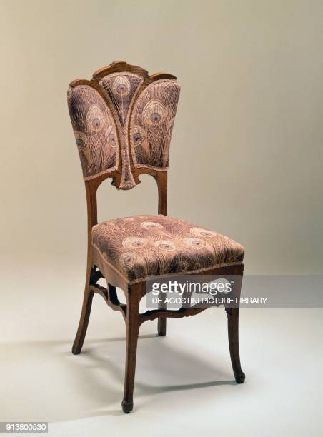 art nouveau chair ストックフォトと画像 getty images