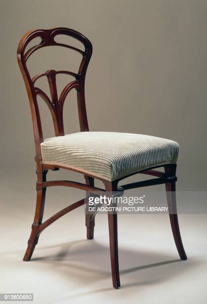 Art Nouveau chair 19th20th century