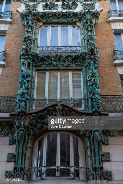 Art Nouveau Paris Door and Window Thousands of doors and gates adorn buildings in Paris Some of the best are on government offices cathedrals and...