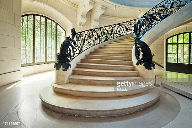 Escalier Art Nouveau