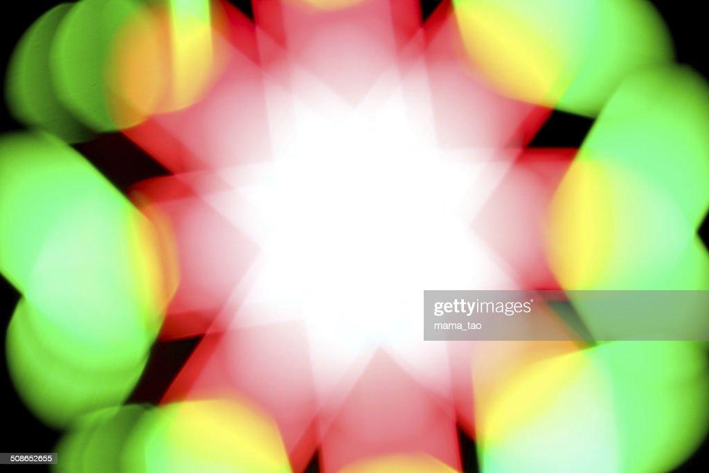 Art of light : Stock Photo