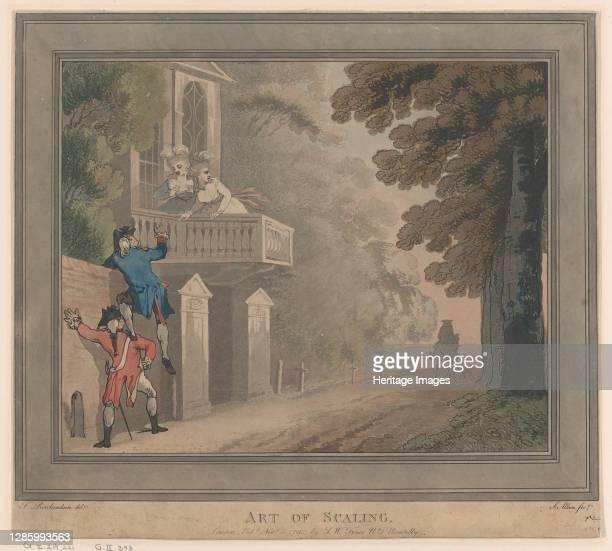 Art of Scaling 1792 Artist Samuel Alken