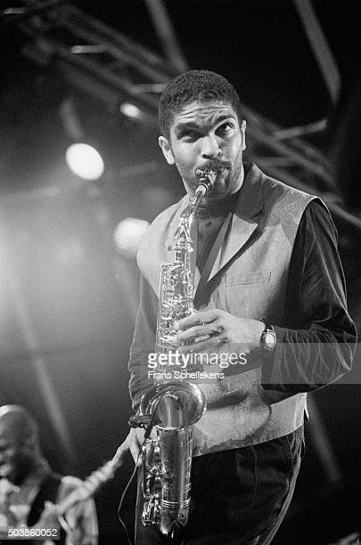 Art Porter, alto saxophone, performs on July 9th 1993 at the North Sea Jazz Festival in the Hague, the Netherlands.